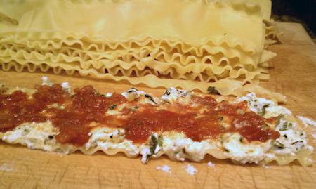 Lasagna 6