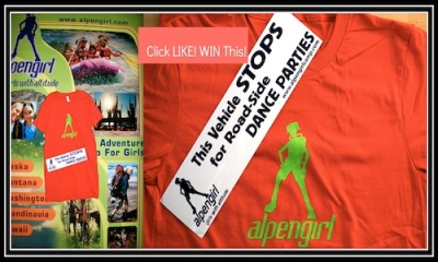 Win This Alpengirl Swag
